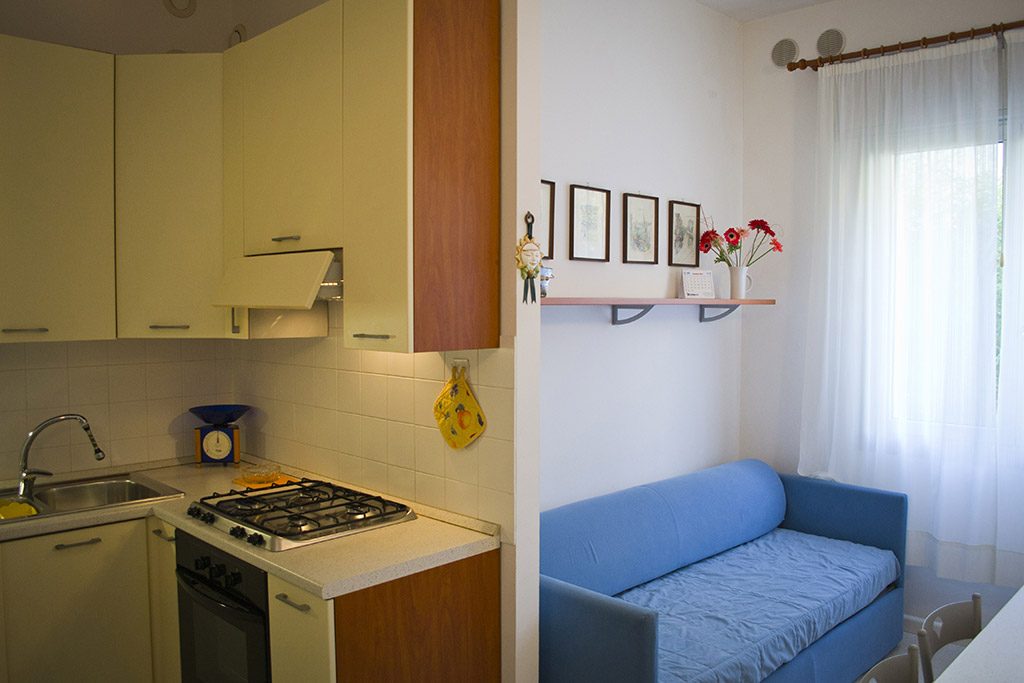 Appartamento n° 2 - Soggiorno